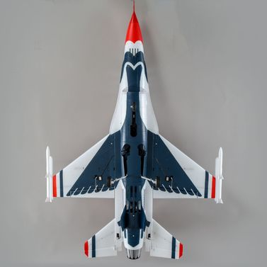F-16 Thunderbirds 70mm EDF PNP 813mm