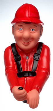 Pilot Happy Peppi, rot