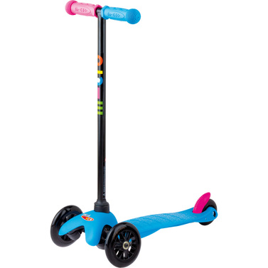 Scooter Mini Micro Sporty neon blue MM0054