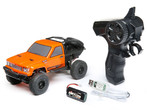 ECX 1:24 4WD Barrage Scaler: RTR orange