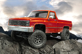 MST CMX C-10 Pickup RTR Orange