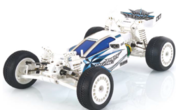 RC Dark Impact White Edition DF-03 Bausatz 1:10  Kit