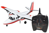 UMX Aero Commander RTF 715 mm mit Spektrum Dxe